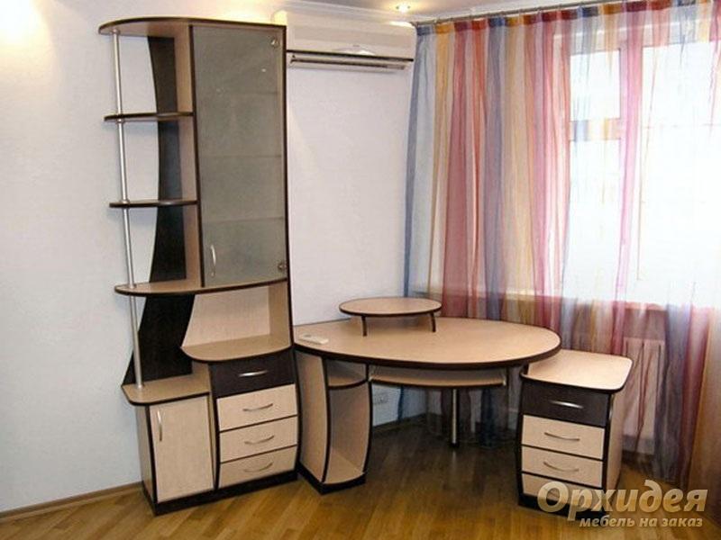 """Компьютерные столы на заказ от производителя компания """"орхид."""